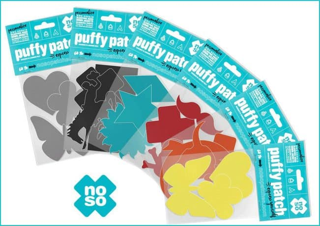 NOSO-Puffy-Patches | Parenting Healthy | http://parentinghealthy.com/
