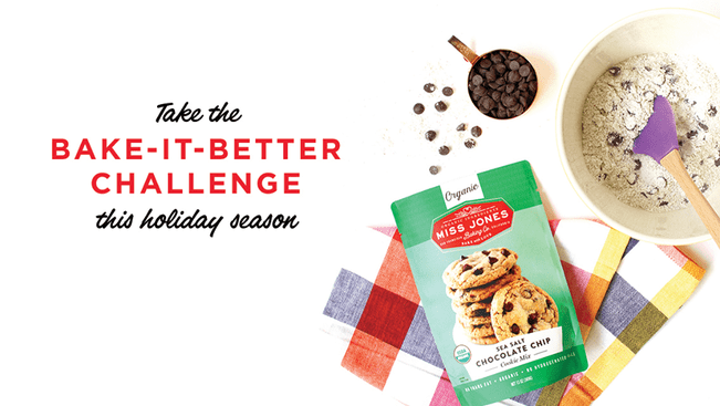 Bake-It-Better baking challenge