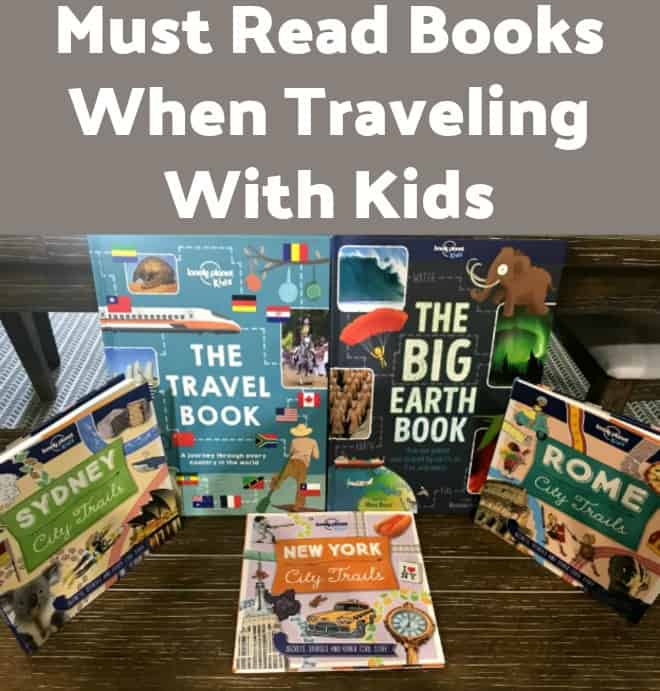 Must Read Books When Traveling With Kids