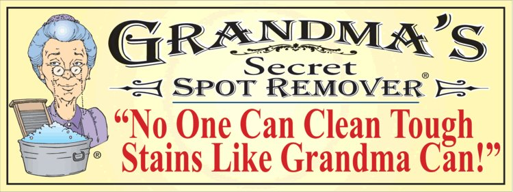 Back To School Cleaning With Grandma S Secret Products