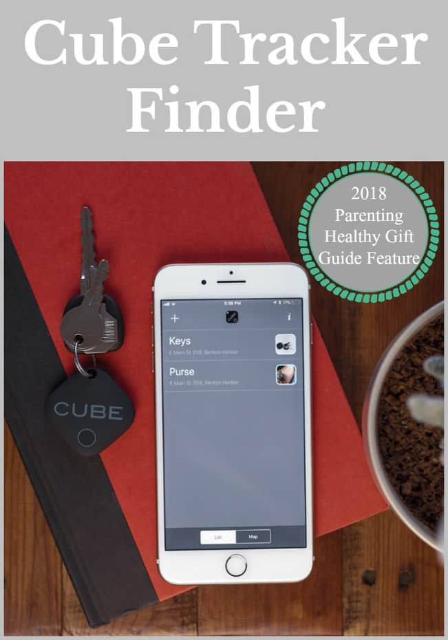 Cube Tracker Keeps Track of Your Valuables