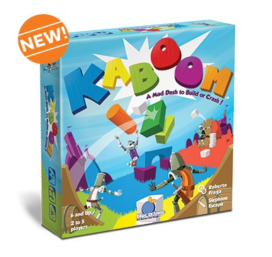 Kaboom learning game
