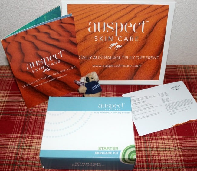 auspect-natural-skincare-starter-kit | Parenting Healthy