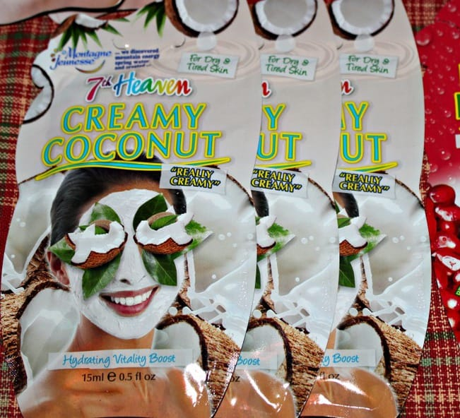 beauty masks coconut