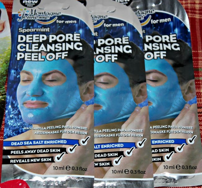 beauty masks men