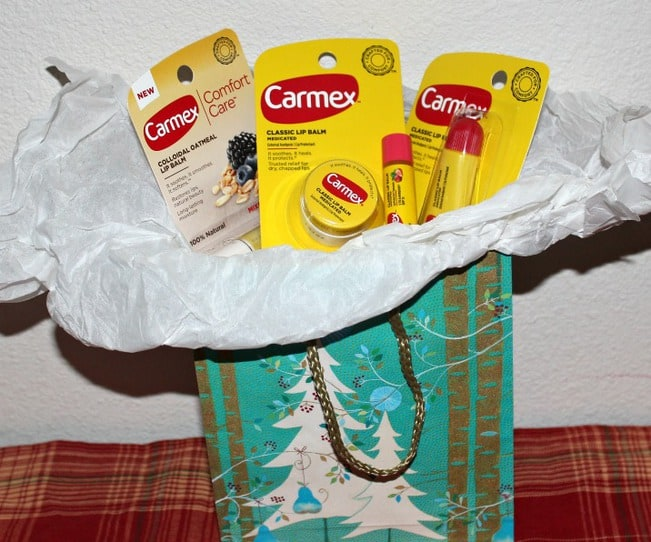 Carmex gifts