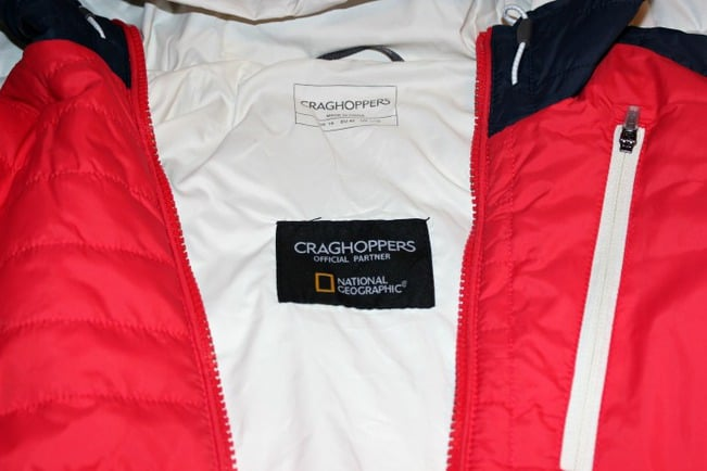 Craghoppers jacket