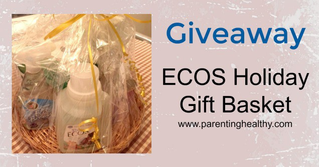 ECOS giveaway