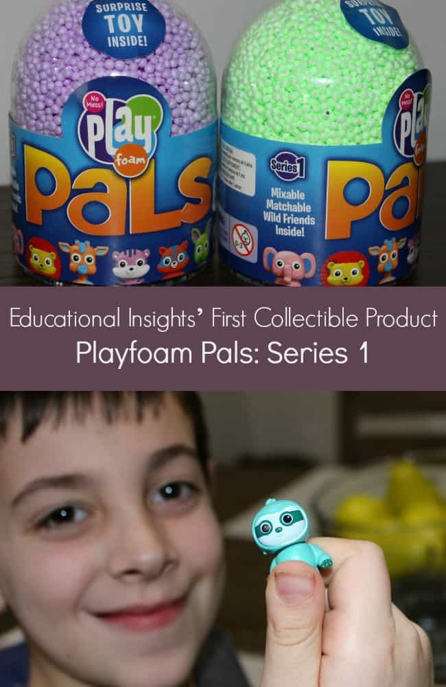 Educational Insights' First Collectible Product: Playfoam ...