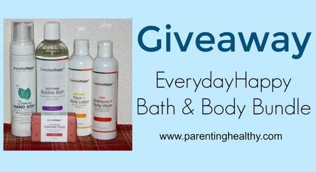 EverydayHappy giveaway