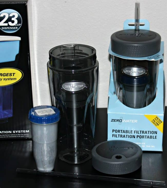 Zero-Water-5-Stage-Portable-Filtration | Parenting Healthy | http://parentinghealthy.com/