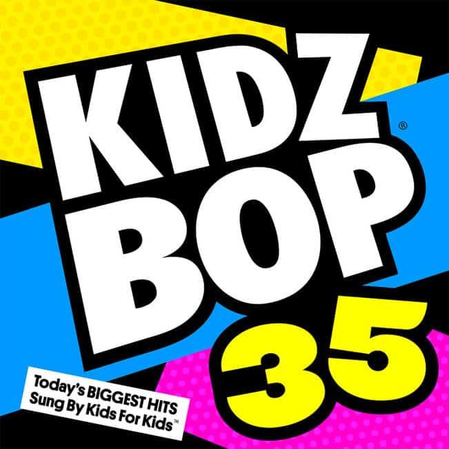 music kidz bop 35 new release music review