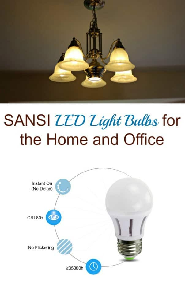 LED Light Bulbs in Home