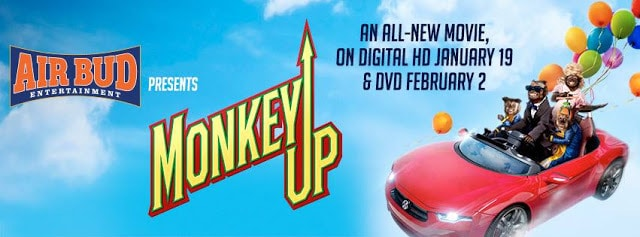 New Release Family Movie Monkey Up