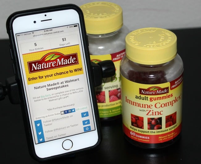nature-made-sweepstakes-parenting-healthy