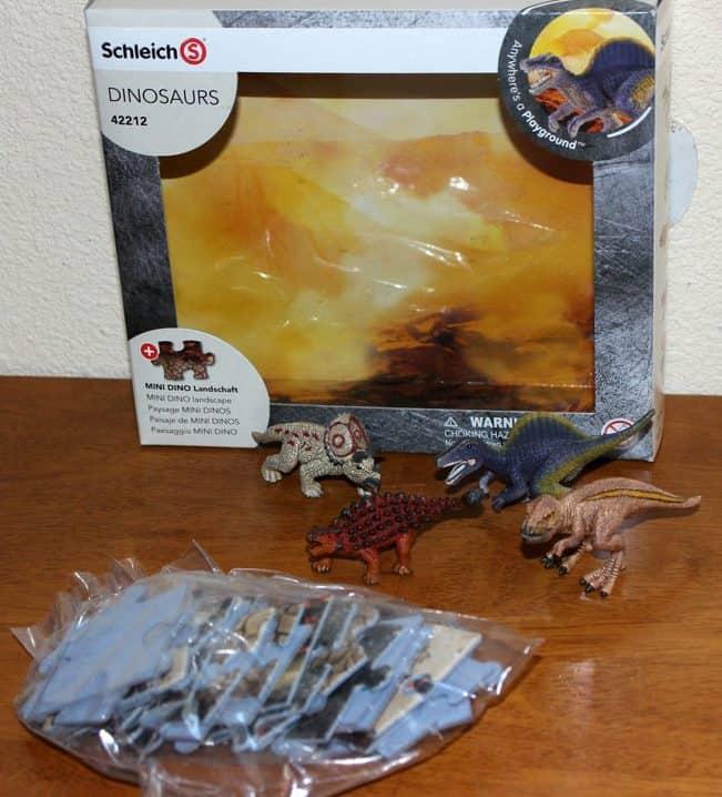 schleich-dinosaur-set | Parenting Healthy