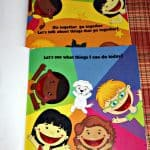 Learning with Yaya language videos and books