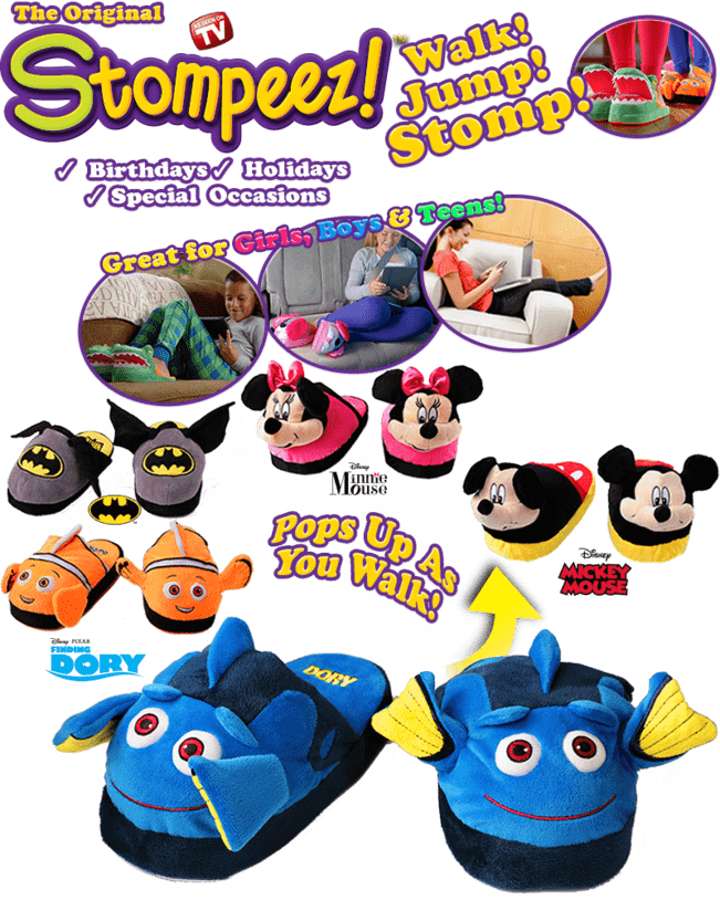 Stompeez collection